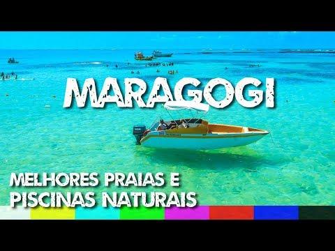 Maragogi Alagoas - O que fazer: Melhores Praias e Piscinas Naturais