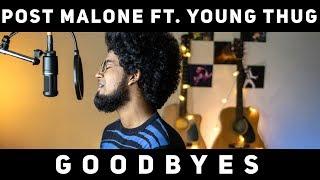 Baixar Post Malone - Goodbyes Cover ft. Young Thug || By 🔺Ashwin Bhaskar🔻
