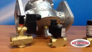 Клапаны электромагнитные с ручным взводом M16 RM NC(Компания