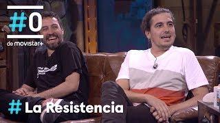 LA RESISTENCIA - Entrevista a Zoo   #LaResistencia 09.04.2019