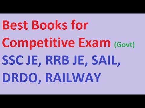Best book for Mechanical Engineering Competitive Exams