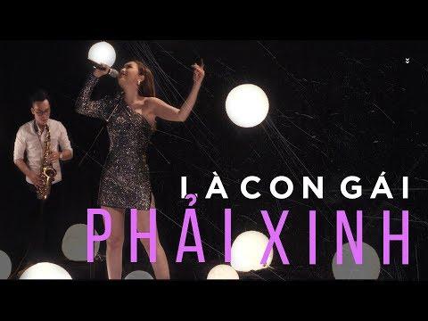 Là Con Gái Phải Xinh | Bảo Thy Official | Version Acoustic Live