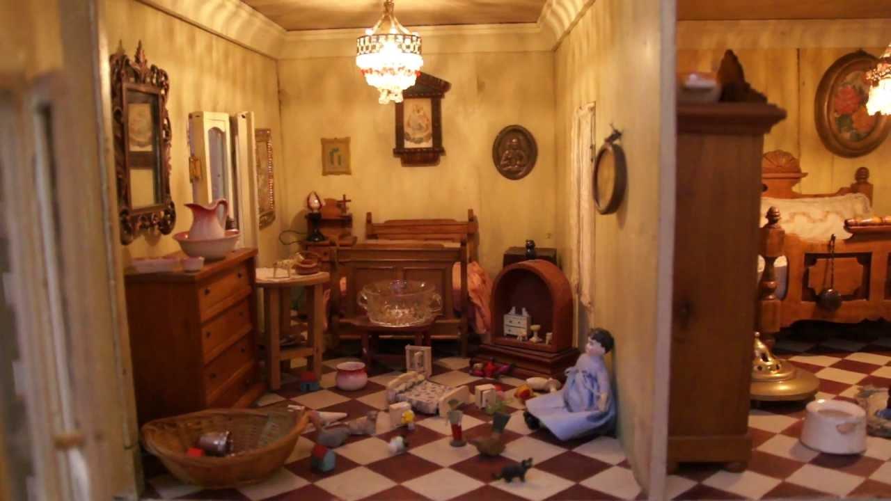Museo casas de mu ecas de malaga la colecci n casa de - Casa de munecas teatro ...