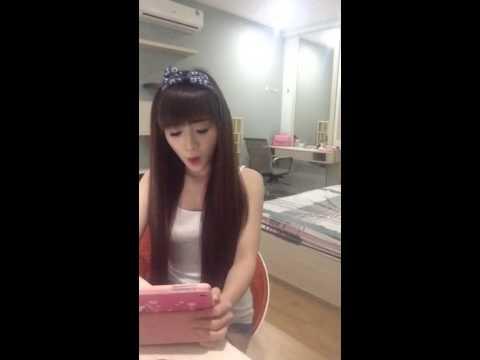 Chị gái iu Tăng Thiên Kim của tui hát hay quá  . So cute