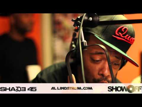 Prodigy Freestyle On Showoff Radio!