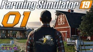 🚜🌾 Iniziamo da Zero - 01 - Farming Simulator 19 - GAMEPLAY ITA