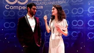 Sunucumuz Tansel Öngel | Boğaziçi Bilişim Ödülleri