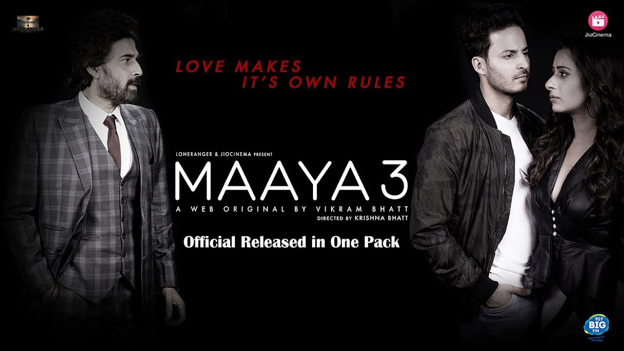 Download Maaya 3 (Official Released) All in One Pack | A Web Original By Vikram Bhatt