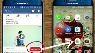 Video How To DOWNLOAD FACEBOOK VIDEOS in Your Phone Gallery 2017 new download MP3, 3GP, MP4, WEBM, AVI, FLV Oktober 2018
