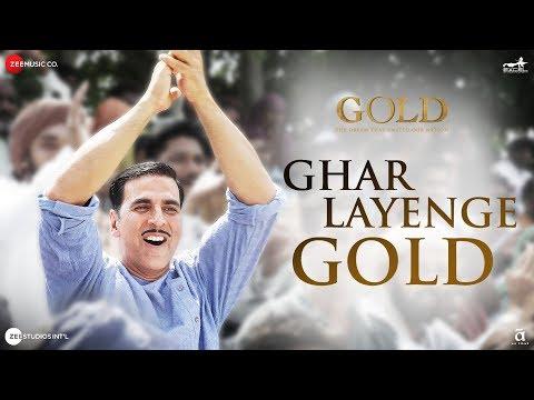 Here's the winning anthem of this yearof Gold Movie