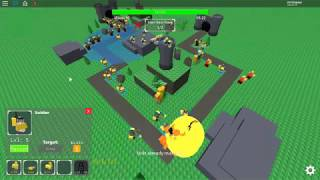 The wave 50 boss in tower defense! (ROBLOX)