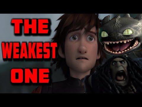 Why How To Train Your Dragon 2 Is The Weakest One