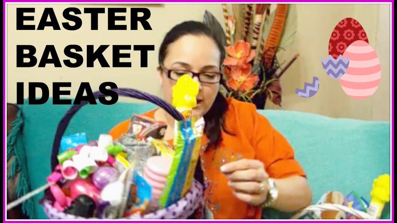 Easter basket ideas teenagers to babies youtube easter basket ideas teenagers to babies negle Images