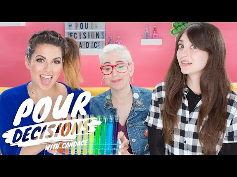 Questions You're Afraid to Ask Your LGBTQ+ Friends With Gaby Dunn & Allison Raskin | Pour Decisions