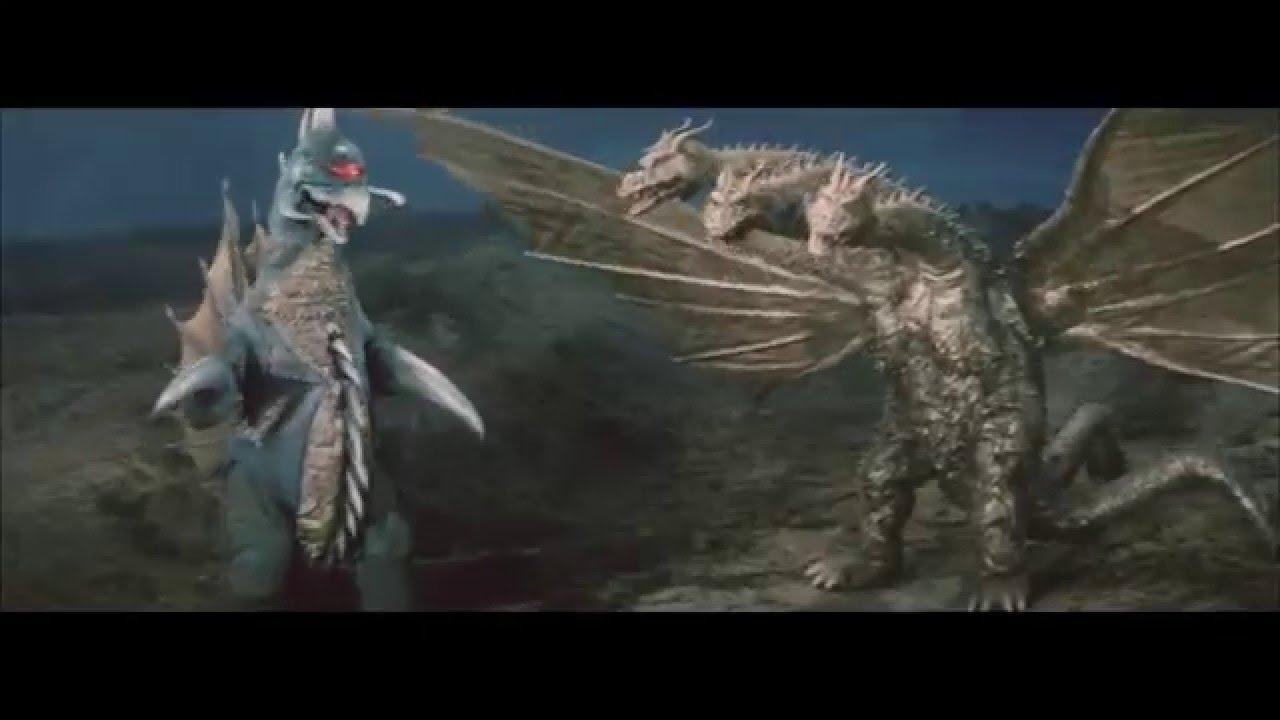 Godzilla vs. Gigan (1972) - Trailer