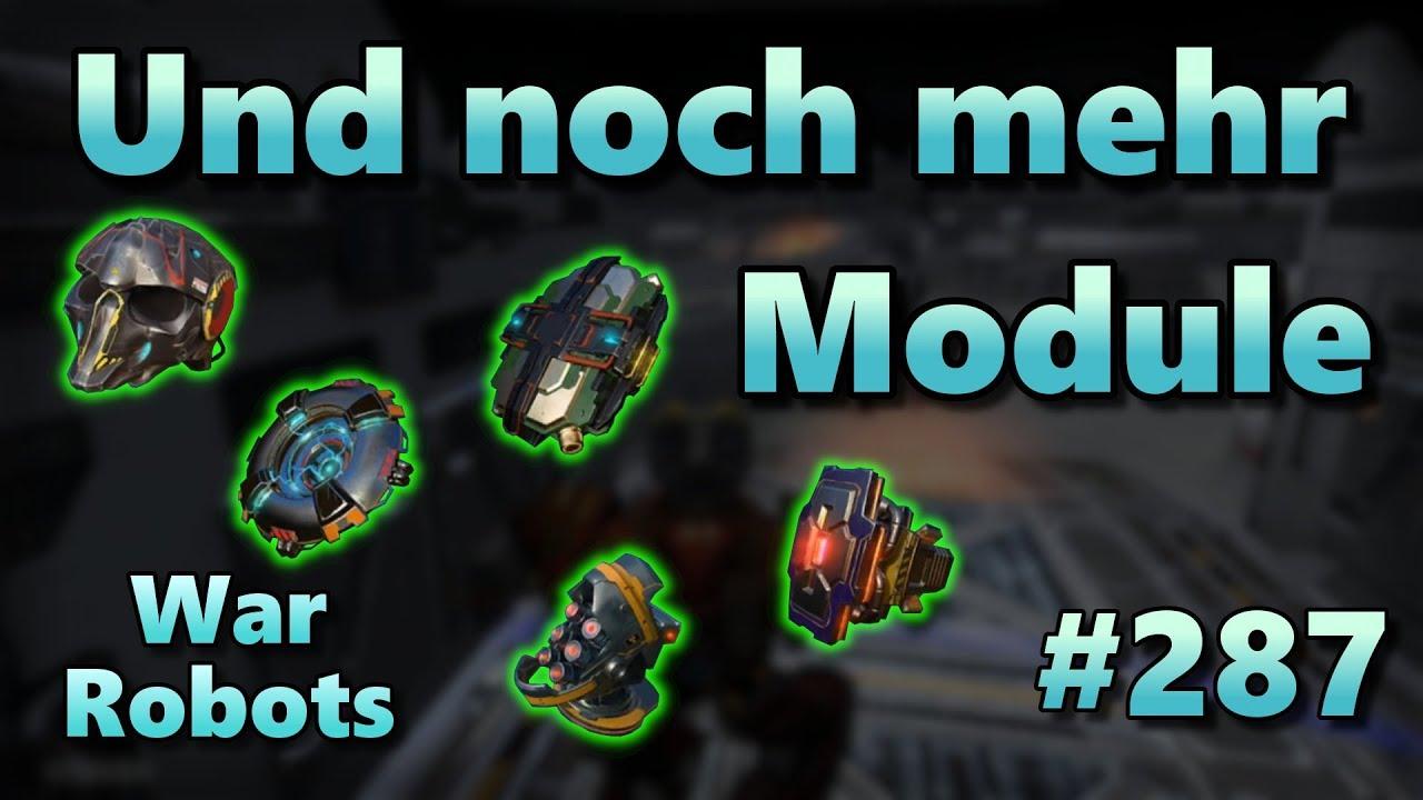 War Robots - Und noch mehr Module - #287