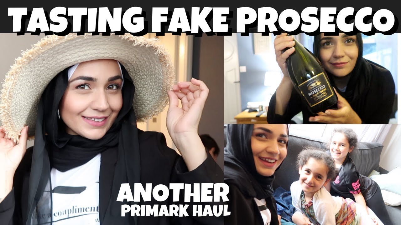 TASTES LIKE THE REAL THING? | ANOTHER PRIMARK HAUL | FAMILY TIME | VLOG | SafsLife