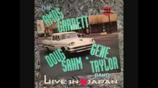 The Amos Garrett, Doug Sahm, Gene Taylor Band -