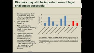 Bioenergy in the CPP Webinar:  CPP Biomass Emissions Accounting