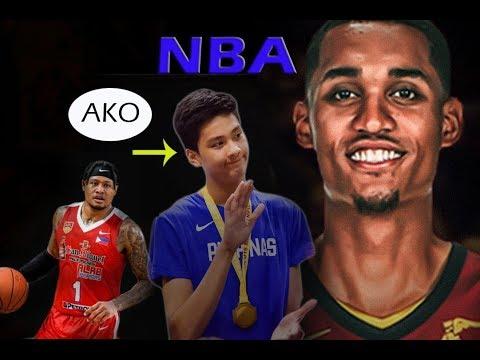 KAI SOTTO UNANG PURE BLOODED PINOY SA NBA?