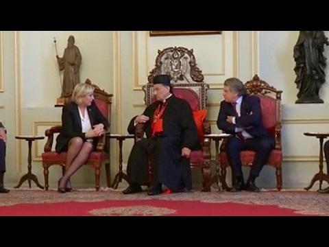 Líder musulmán libanés cancela un encuentro con Marine Le Pen por negarse a usar velo islámico