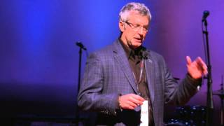 I want lifetime employment (just not with you): Mark Peters at TEDxMuskegon