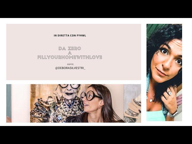 Da zero a Fillyourhomewithlove | Design Magazine Fillyourhomewithlove