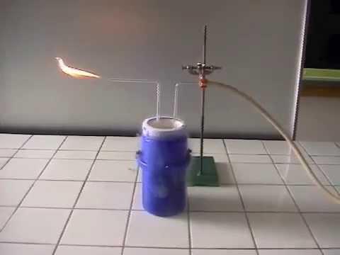 Liquéfaction du méthane et de l'argon. Liquefaction of methane and argon