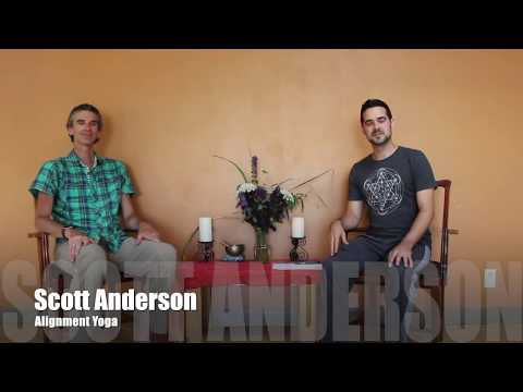 What is Alignment Yoga? Scott Anderson Interview - Wisdom 101