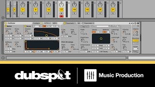 Dubspot :: Minimal Techno - Percussion in Ableton Live w/ Collision