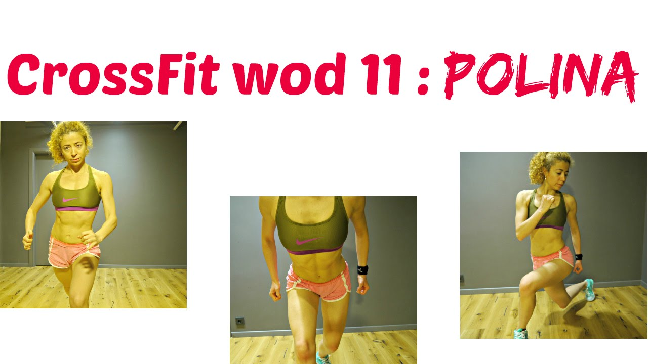 POLINA WOD 11 : RumFit Challenge: Butt Shaping And Abs Toning, Total Body  Workout At Home