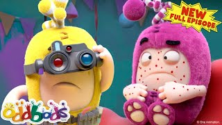 ODDBODS | Bubbles Discovers Virus Cure | NEW Full Episode | Cartoons For Kids