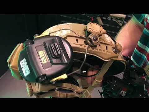 Unity Tactical Modular Attached Rail Kit (MARK) + Sordin Arc Rail Adapters (SARA)