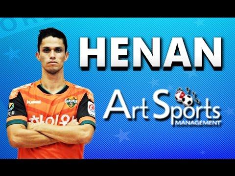Henan - Atacante - Art Sports