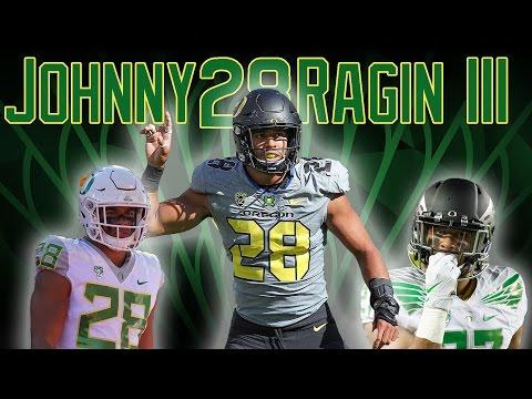 Johnny Ragin III 2016 Oregon Ducks Highlightsᴴᴰ