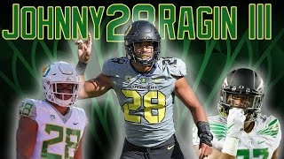 Johnny Ragin III 2016 Oregon Ducks Highlightsᴴᴰ