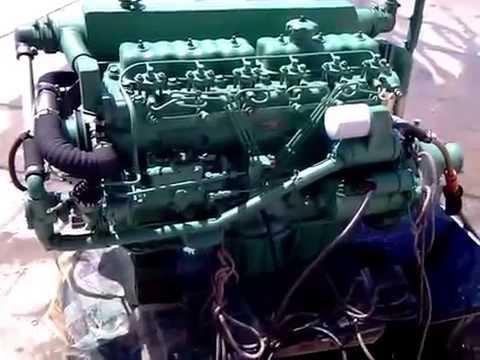 Penta Volvo Md32a Youtube