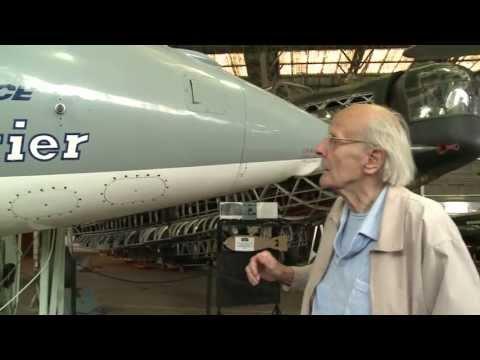 Ralph Hooper: Harrier jump jet