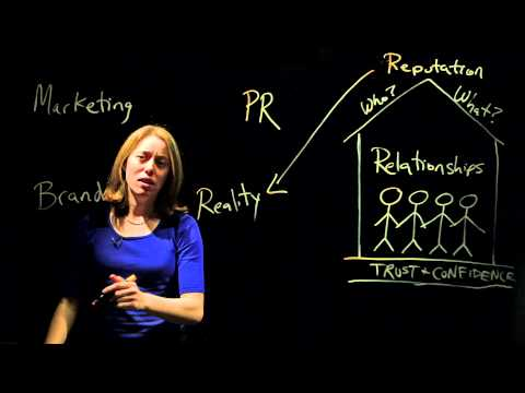 The Fine Line Between Marketing And Public Relations | Public Relations: PR And Marketing