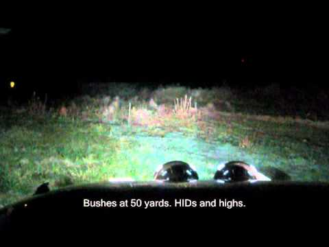 Rugged Ridge Hidx 7 Hid Offroad Lights Demo 2 You