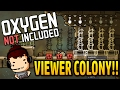 Oxygen Not Included - FARMING MEALWOOD - Let's Play Oxygen Not Included Gameplay Part 3