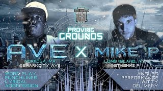 MIKE P VS AVE PROVING GROUNDS | URLTV