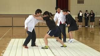 静岡県立稲取高校レスリング部 部活紹介