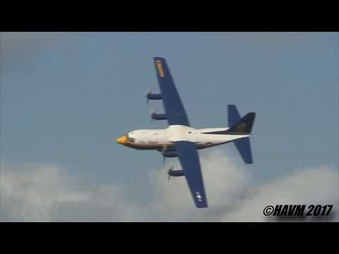 US Navy Blue Angels @ 2015 Blue Angels Homecoming Air Show (Watch in FULL HD)