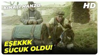 Kınalı Hanzo - İlyas, Çaresizlikten Eşeğini Satıyor! | İlyas Salman Eski Türk Filmi