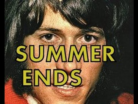 Barry Gibb - Summer Ends  (Recorded for his FanClub)