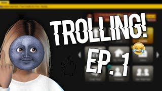 TROLLING AS A NOOB & TRIGGERING EMO'S ON IMVU! EP.1 *HILARIOUS*