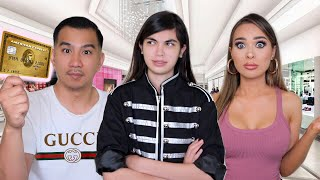 PARENTS & I BUY EACH OTHERS OUTFITS (NO BUDGET!!!) 💰💰💰