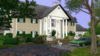 The Sims 3. Экскурсия по дому-музею Элвиса Пресли, имению Грейсленд. / Видео