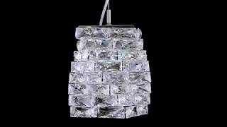 The Glissando Collection by Swarovski Lighting